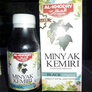 Minyak Kemiri Al Khodry